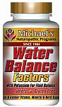 Michaels Water Balance Factors™ 90 Tablets