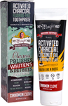 My Magic Mud Whitening Toothpaste Cinnamon Clove 4 oz (113 g)