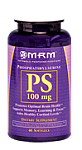 MRM PS (Phosphytidylserene) 100 mg 60 Softgels