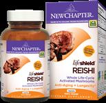 New Chapter Lifeshield™ Reishi  60 Vcaps