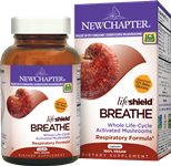 New Chapter Lifeshield™ Breathe™ 60 Vcaps