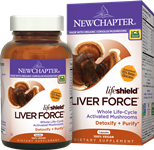 New Chapter Lifeshield™ Liver Force™ 60 Vcaps