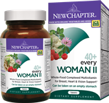 New Chapter Every Woman II  48 Tablets