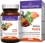 New Chapter Every Man® 120 Tablets