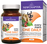 New Chapter Every Mans  One Daily  72 Tablets