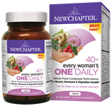 New Chapter Every Womans One Daily 40+ 72 Tablets