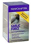 New Chapter GarlicForce™  30 Hexane-Free Softgels