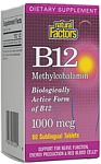 Natural Factors  B12  1000mcg    90 Sublingual Tablets