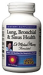 Natural Factors Dr. Murrays Lung, Bronchial & Sinus Health   90 Tablets