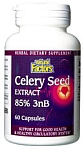 Natural Factors®  Celery Seed Extract    60 Capsules