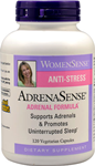 Natural Factors Adrenasense 120 Vegetable Capsules