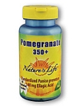Natures Life®  Pomegranate 350+  350 mg   90 Vcaps