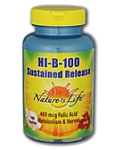 Natures Life®  Hi-B-100 Complex  250 Tablets