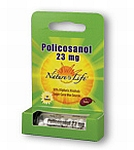 Natures Life®  Policosanol 23 mg  60 Tablets