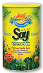 Natures Life® Super Green Pro-96 Soy Protein Powder  2 Pound