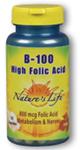 Natures Life® Hi-B-100 Complex 50 Capsules