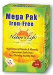 Natures Life Mega Pak™ Multiple (Iron-Free)  30 Pack Box
