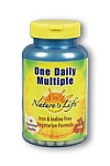 Natures Life  One Daily Multiple   60 Capsules