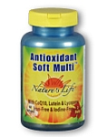 Natures Life  Antioxidant Soft Multi   60 Softgels
