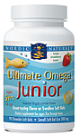 Nordic Naturals Ultimate Omega Junior 90 Softgels