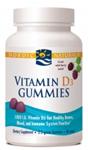 Nordic Naturals Vitamin D3 Gummies 60 Count