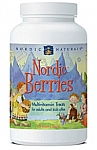 Nordic Naturals Nordic Berries 120 Gummy Berries