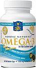 Nordic Naturals Omega-3 in Fish Gel Capsules   60 Softgels