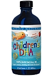 Nordic Naturals Childrens DHA Strawberry Flavor 4 fl oz