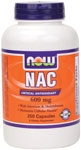 NOW Foods NAC 600 mg 250 Capsules