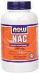 NOW Foods NAC 600 mg 250 Capsules