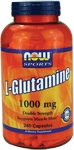 NOW Foods L-Glutamine 1,000 mg  240 Capsules