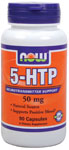 NOW Foods 5-HTP 50 mg 90 Capsules