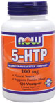 NOW Foods 5-HTP 100 mg 120 VCaps