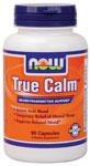 NOW Foods True Calm  90 Capsules