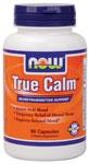 NOW Foods True Calm  90 Capsules
