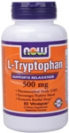 NOW Foods L-Tryptophan 500 mg 60 Vcaps