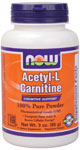 NOW Foods Acetyl-L-Carnitine Powder 3 oz (85g)