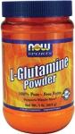 NOW Foods L-Glutamine Powder 1 Pound (454 g)