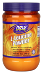 NOW Foods L-Leucine Powder 9 Ounces (265 g)