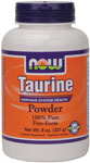 NOW Foods Taurine Powder 100%  8 Ounce
