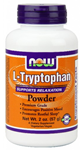NOW Foods L-Tryptophan Powder 2 Ounces