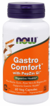 NOW Foods Gastro Comfort™ with PepZin GI™  60 Veg Capsules