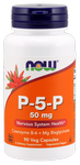 NOW Foods P-5-P 50 mg 90 Capsules