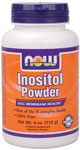 NOW Foods Inositol Powder 4 Ounce (113g)