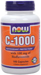 NOW Foods C-1000 100 Capules