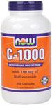 NOW Foods C-1000 250 Capsules