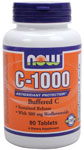 NOW Foods C-1000 Complex 90 Tablets