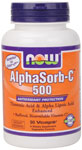 NOW Foods AlphaSorb-C 500 90 Vcaps