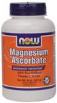 NOW Foods Magnesium Ascorbate Powder 8 Ounces