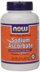 NOW Foods Sodium Ascorbate Powder 8 Ounce